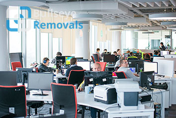Business relocation options in London